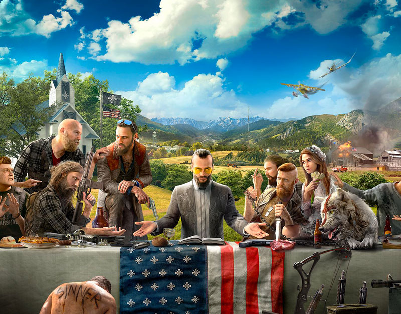Far Cry 5 - Gold Edition (Xbox One), Its The Vibes, itsthevibes.com