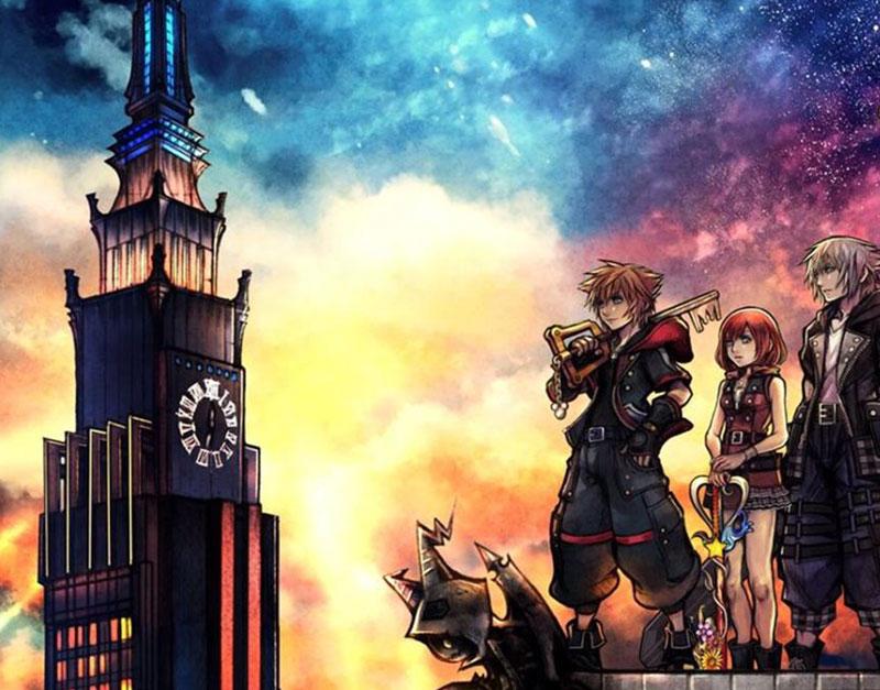 Kingdom Hearts 3 (Xbox One), Its The Vibes, itsthevibes.com