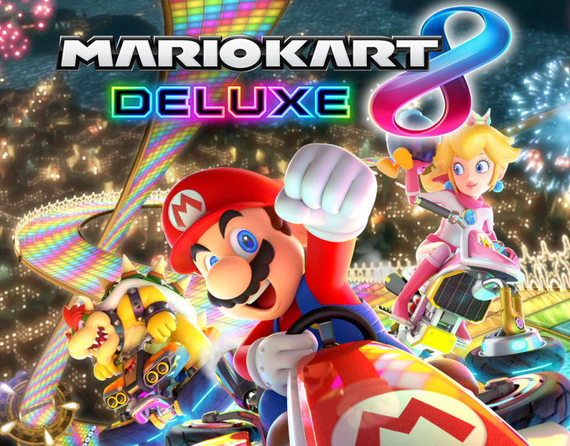 Mario Kart 8 Deluxe (Nintendo), Its The Vibes, itsthevibes.com