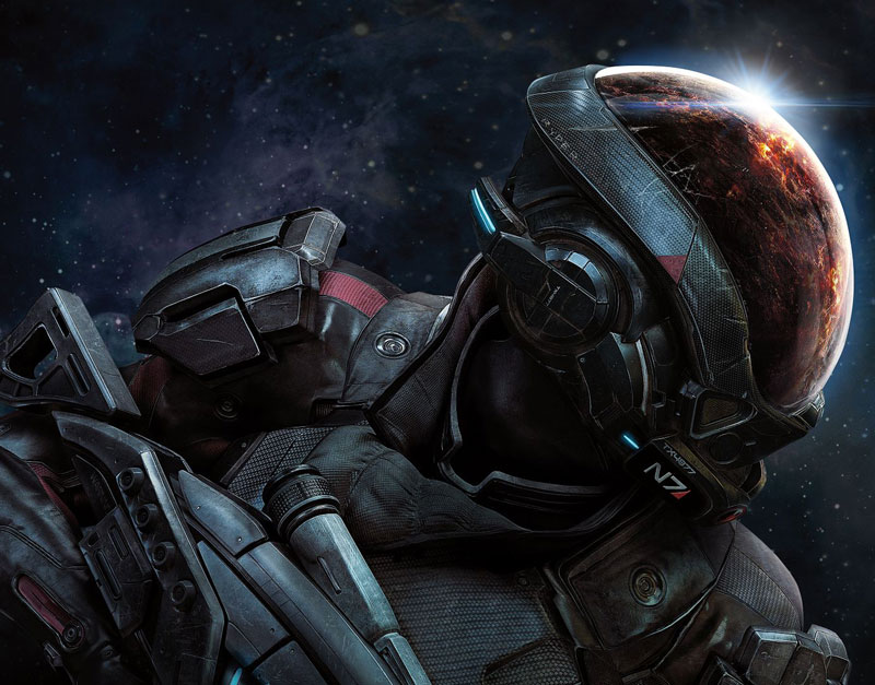 Mass Effect Andromeda - Standard Recruit Edition (Xbox One), Its The Vibes, itsthevibes.com