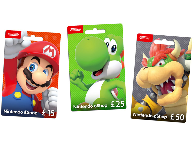 Nintendo eShop Gift Card, Its The Vibes, itsthevibes.com