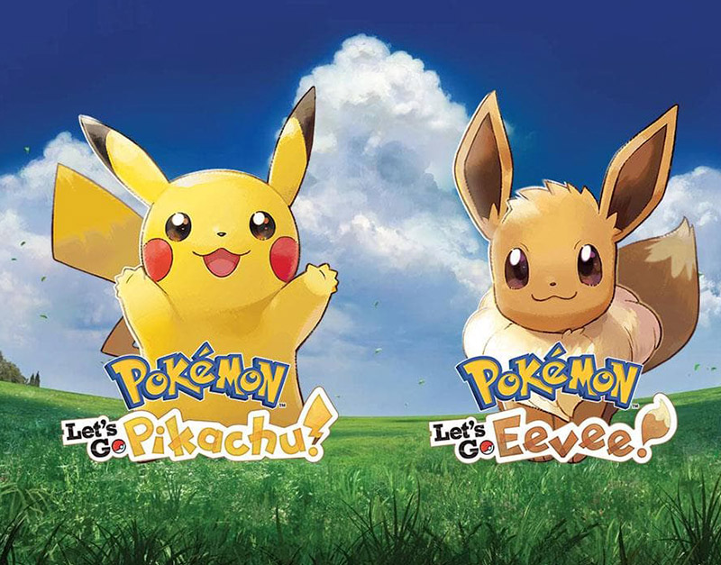 Pokemon Let's Go Eevee! (Nintendo), Its The Vibes, itsthevibes.com