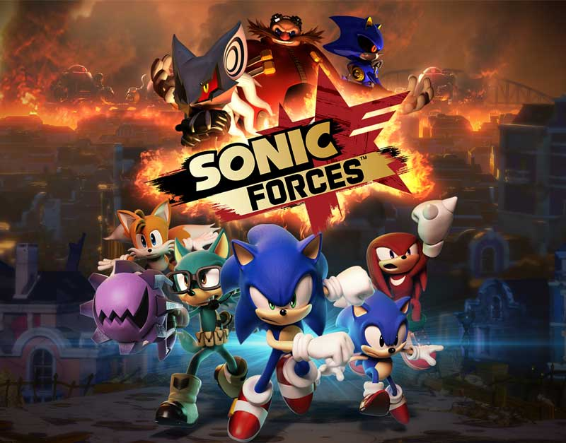 SONIC FORCES™ Digital Standard Edition (Xbox Game EU), Its The Vibes, itsthevibes.com