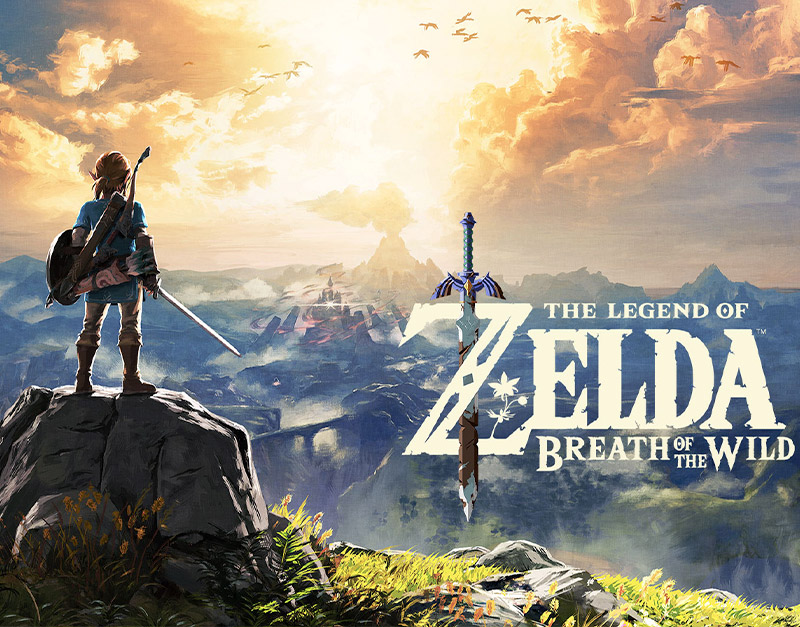 The Legend of Zelda: Breath of the Wild (Nintendo), Its The Vibes, itsthevibes.com