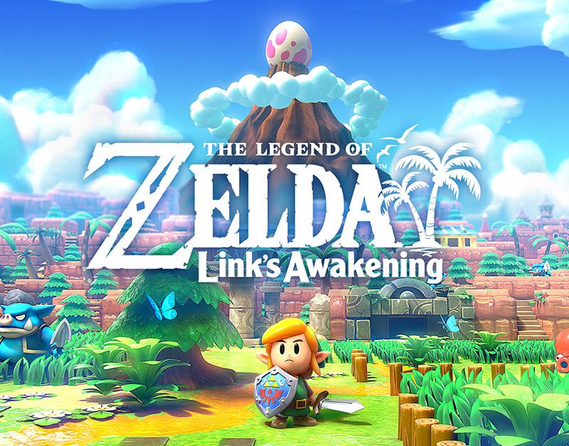 The Legend of Zelda: Link's Awakening (Nintendo), Its The Vibes, itsthevibes.com