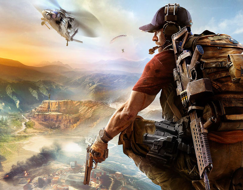 Tom Clancy's Ghost Recon Wildlands - Deluxe Edition (Xbox One), Its The Vibes, itsthevibes.com