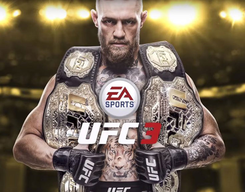 UFC 3 - Deluxe Edition (Xbox One), Its The Vibes, itsthevibes.com