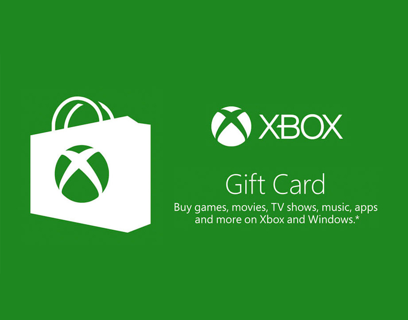Xbox Live Gift Card, Its The Vibes, itsthevibes.com